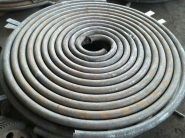 双螺旋平面盘管