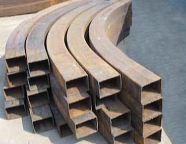 钢结构弯制方管